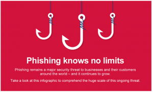 Extract from Thawte Phishing Infographic